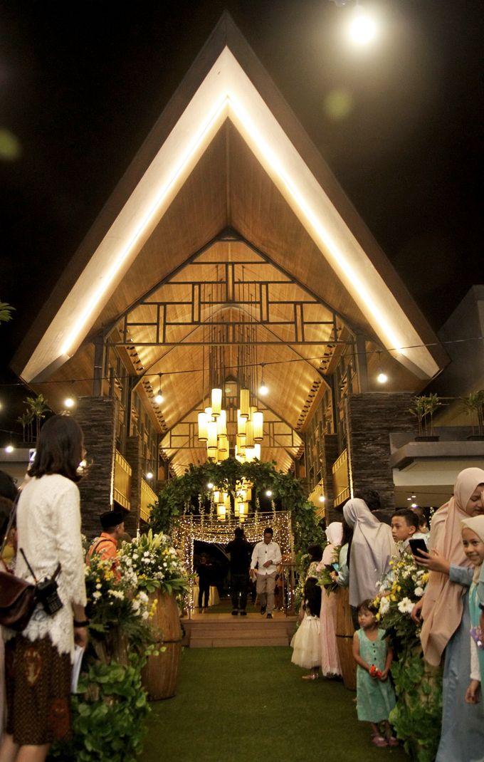 eras & farah decoration wedding by Our Wedding & Event Organizer - 025