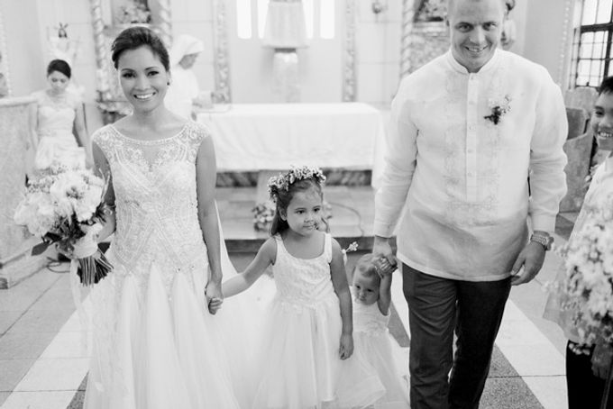 MARK AND GISELLE SHANGRILA WEDDING by Glen Ducante Wedding Films - 038