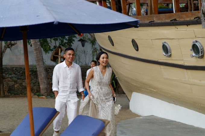 Ayla Dimitri & Rama Wedding at Atlantis Beach Club by Plataran Indonesia - 003