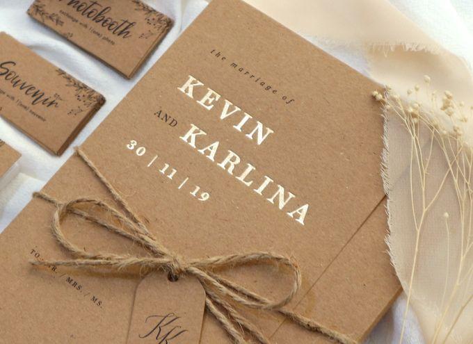 Kevin + Karlina by Caramel Card - 003