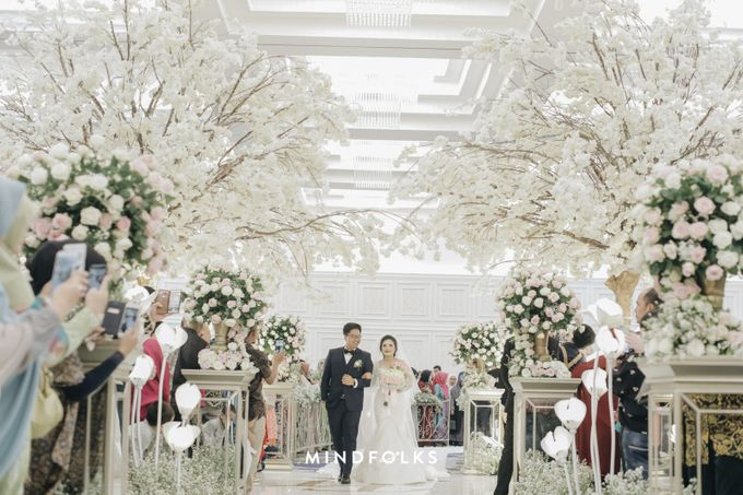 INTERNATIONAL RECEPTION OF FIFI & IAN by Dwi Tunggal Citra Catering - 003