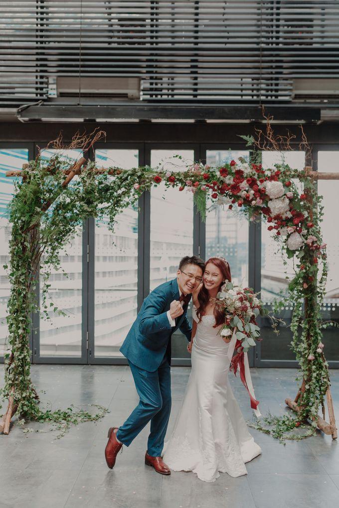 Wedding day by JOHN HO PHOTOGRAPHY - 045