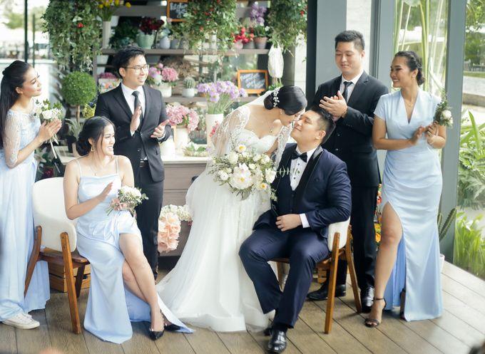 Mikhaelsa & Anthony by Concetta Wedding Organizer - 001
