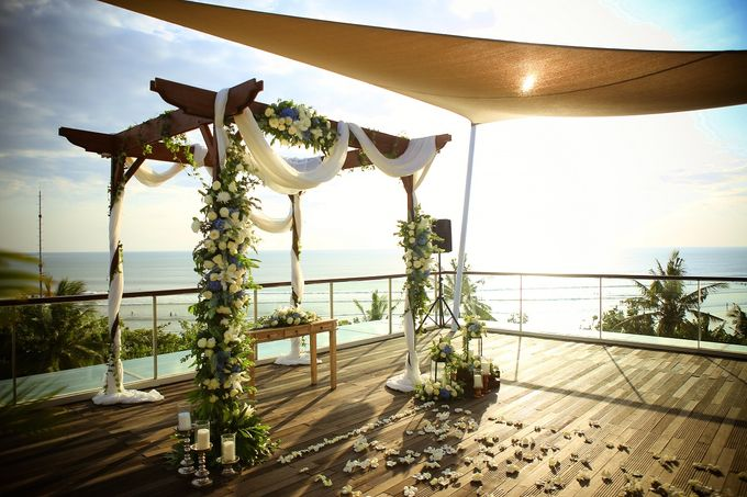 Mark & Fay Wedding by Sheraton Bali Kuta Resort - 003