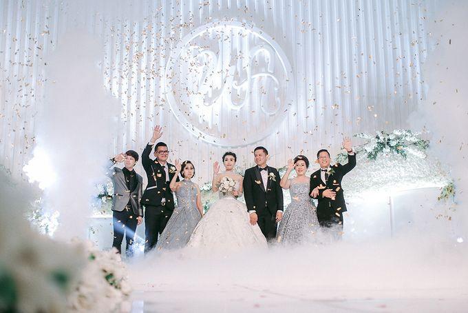 The Wedding of William and Ariestya by MALVA Bridesmaids - 003