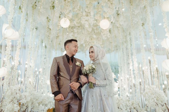 Billy & Qarina Wedding by treeways.visual - 043