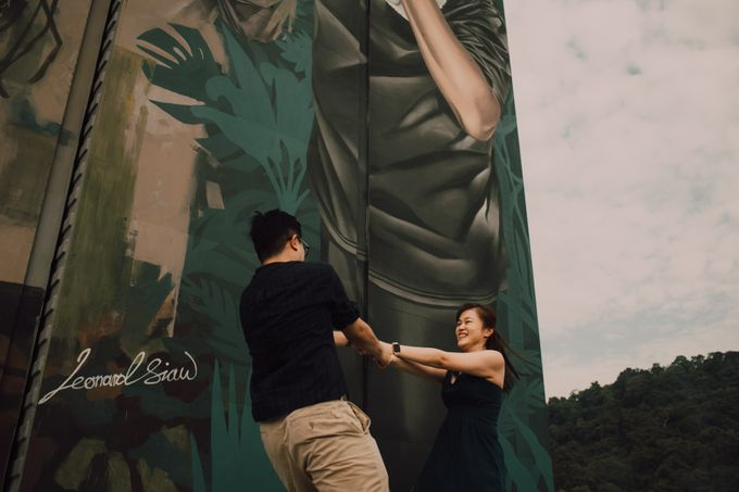Casual engagement shoot by Amelia Soo photography - 014