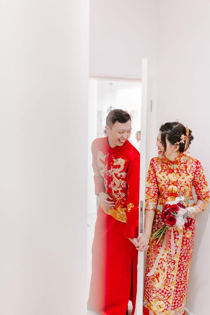 Chi Hoe + Li Ying by JOHN HO PHOTOGRAPHY - 001
