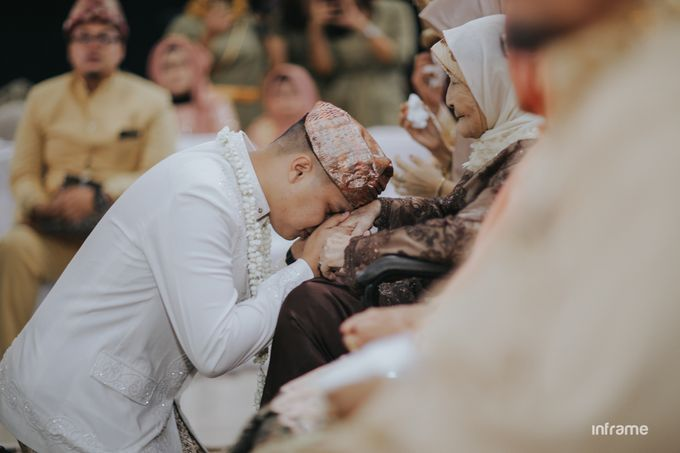 Yozha & Weldy Wedding day by Inframe photo video - 028