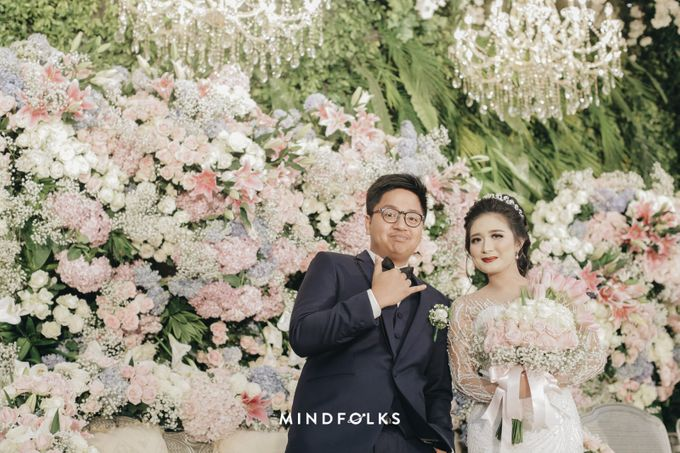 The Wedding of Fifi & Ian by  Menara Mandiri by IKK Wedding (ex. Plaza Bapindo) - 001