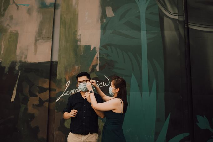Casual engagement shoot by Amelia Soo photography - 015