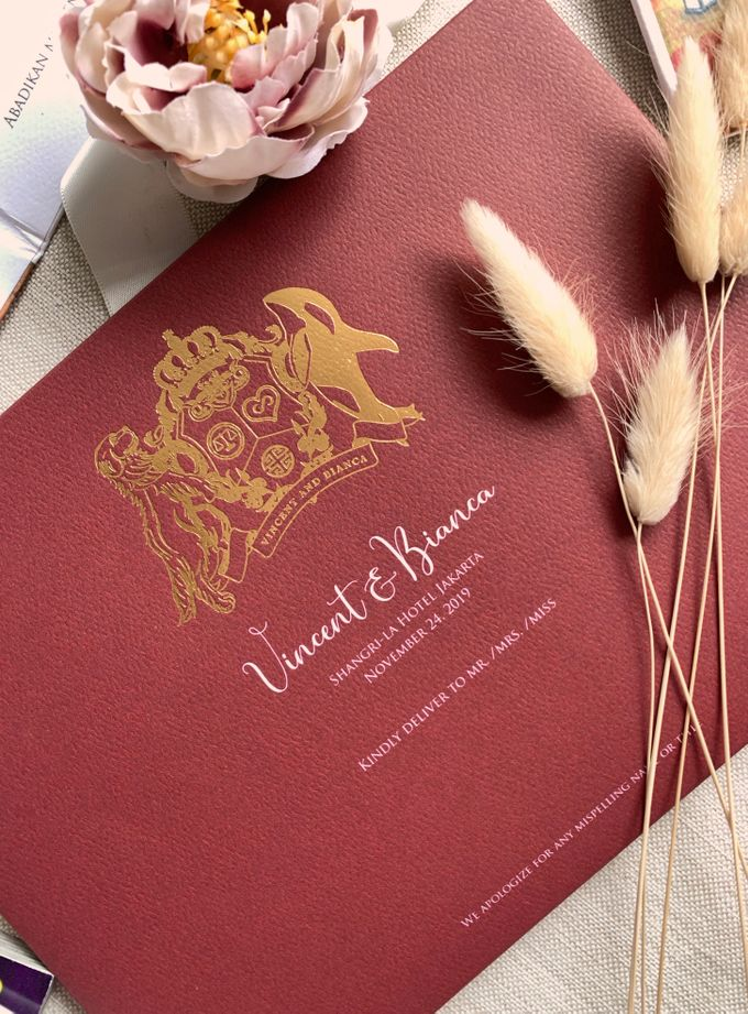 Autumn Story by Trouvaille Invitation - 002