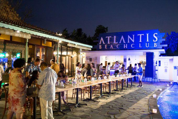 Ayla Dimitri & Rama Wedding at Atlantis Beach Club by Plataran Indonesia - 011
