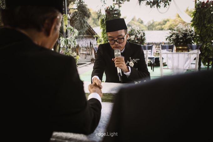 The Wedding of Ririn & Rizky by EdgeLight Production - 016