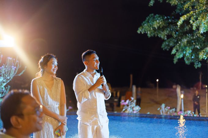 Ayla Dimitri & Rama Wedding at Atlantis Beach Club by Plataran Indonesia - 014