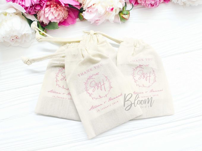 The Wedding of Stervan & Hannah by Bloom Gift - 001