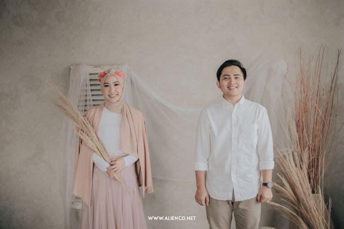 The Prewedd Of Mona & Lutfi by alienco photography - 012
