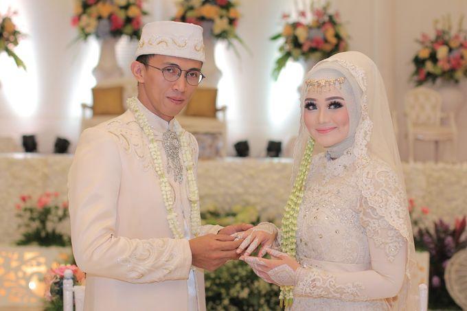 Ria + Ivan by KATA Wedding Planner And Organizer - 008
