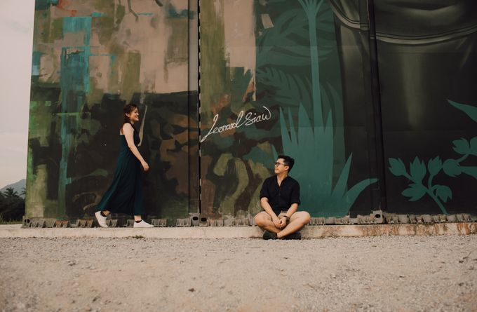 Casual engagement shoot by Amelia Soo photography - 020
