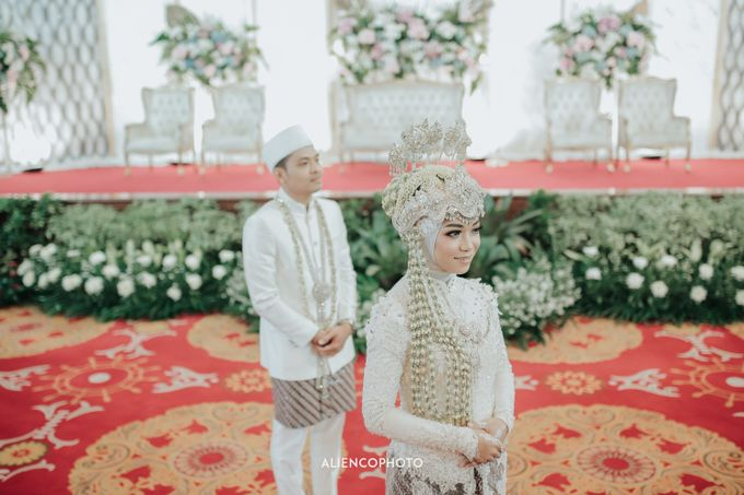 PURI ARDHYA GARINI WEDDING OF ALDY & PUTRI by alienco photography - 039