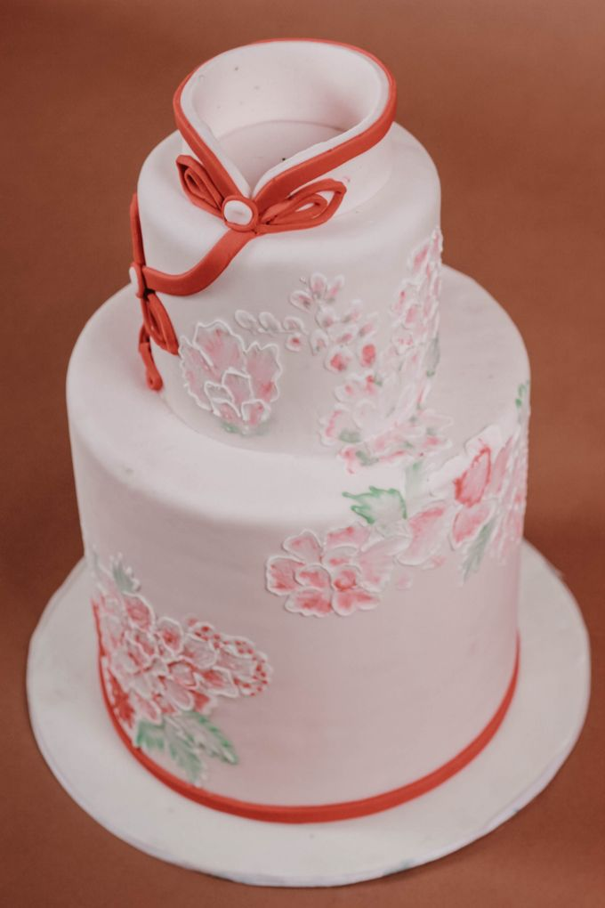 Sangjit and Engagement by Gordon Blue Cake - 014