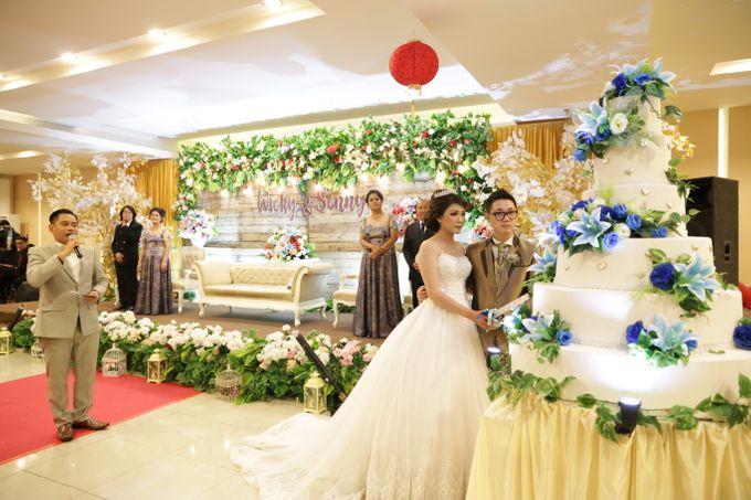 Wedding Of Wicky & Senny by Oscar Organizer - 010