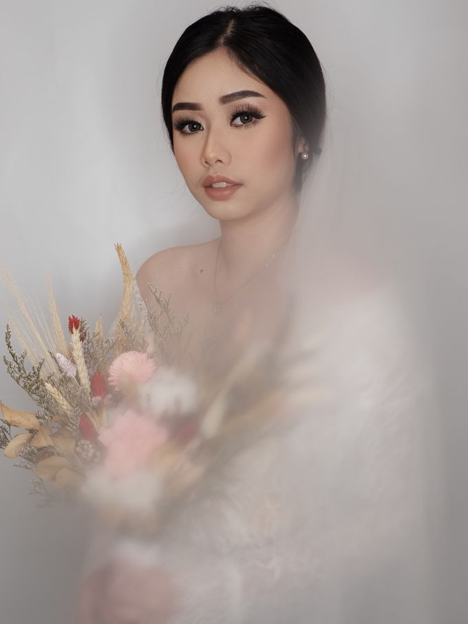 Wedding Makeu for Ms Christiani by RiaLuo Makeupartist - 003