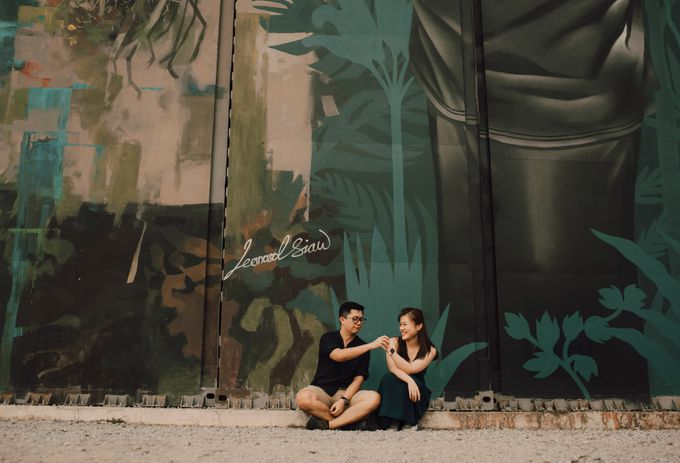 Casual engagement shoot by Amelia Soo photography - 021
