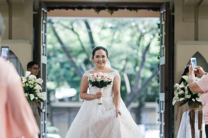 MARK AND KARYL WEDDING by Pat B Photography - 019