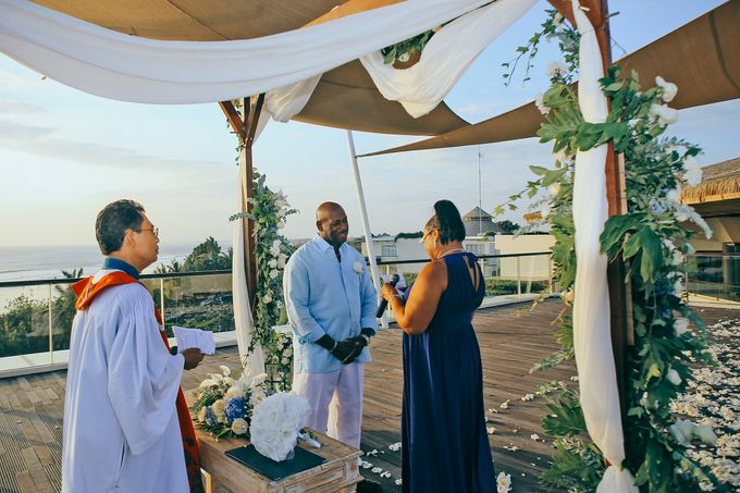 Mark & Fay Wedding by Sheraton Bali Kuta Resort - 005