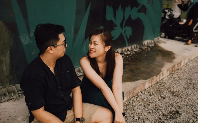 Casual engagement shoot by Amelia Soo photography - 022