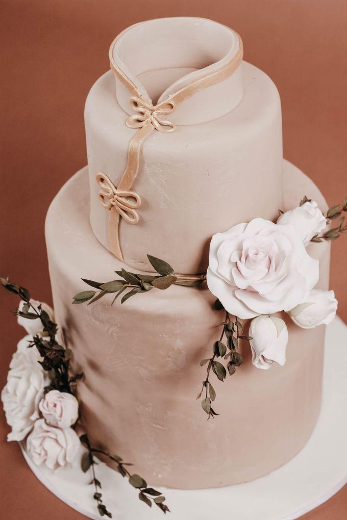 Sangjit and Engagement by Gordon Blue Cake - 016