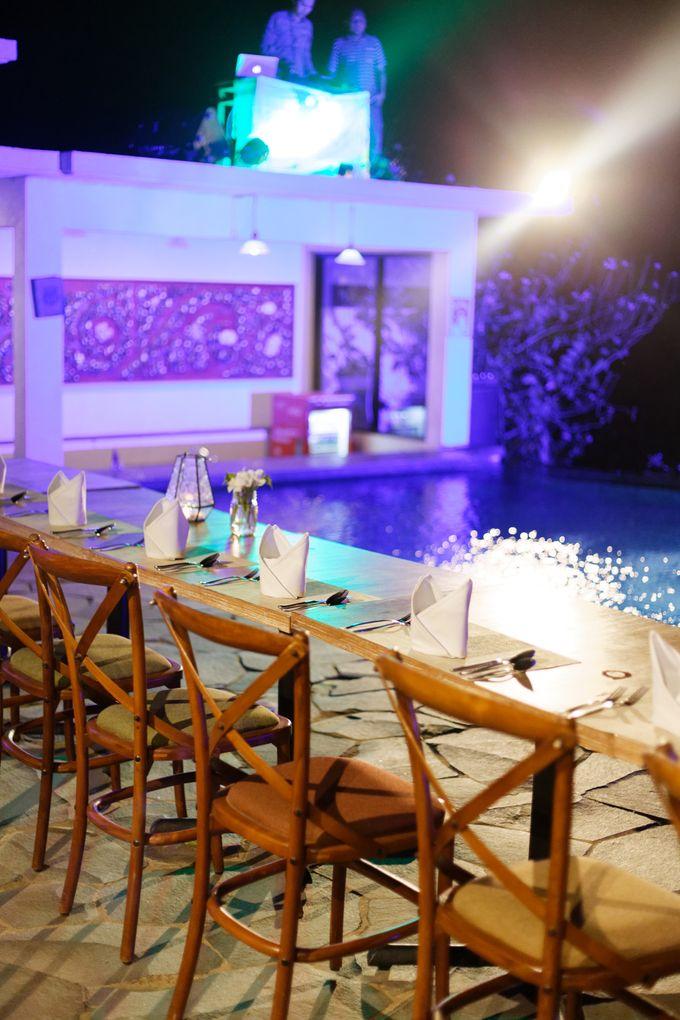 Ayla Dimitri & Rama Wedding at Atlantis Beach Club by Plataran Indonesia - 029