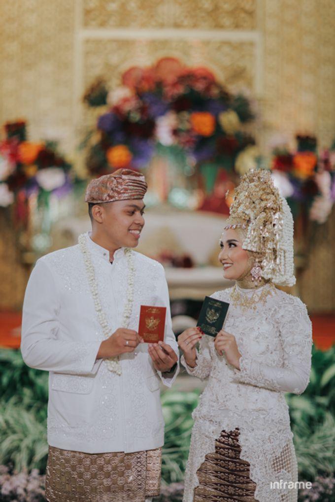 Yozha & Weldy Wedding day by Inframe photo video - 029