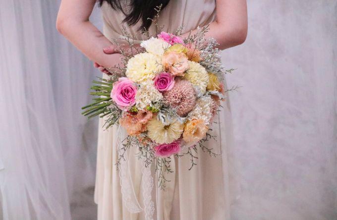 Fita & Erick Wedding by Jesblossom House Of Flower - 004
