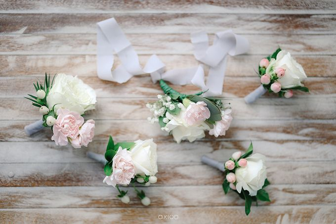 The Wedding of Bonnie and Bryce by AVAVI BALI WEDDINGS - 001