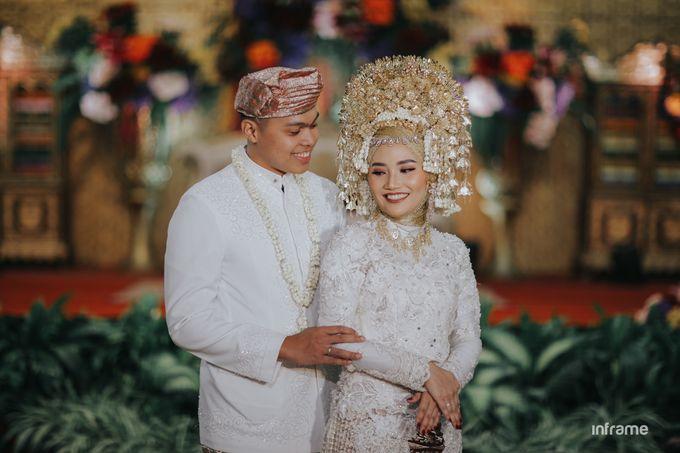 Yozha & Weldy Wedding day by Inframe photo video - 030