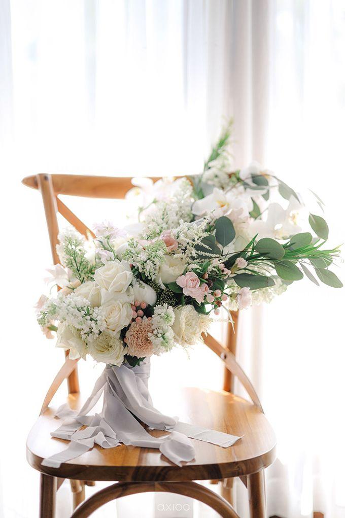The Wedding of Bonnie and Bryce by AVAVI BALI WEDDINGS - 003