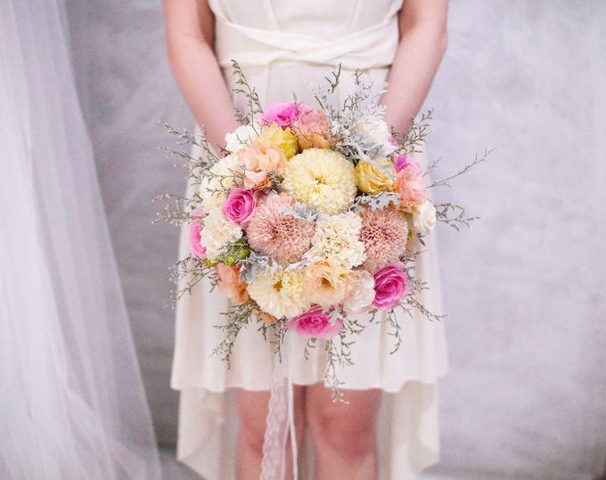 Fita & Erick Wedding by Jesblossom House Of Flower - 003