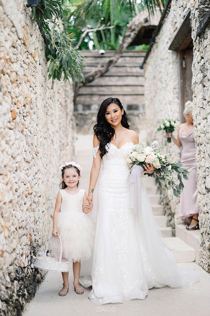 The Wedding of Bonnie and Bryce by AVAVI BALI WEDDINGS - 006