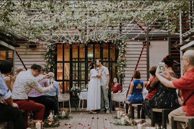 A Wedding that combines Nature Arts Science by Glittering Carousel - 013