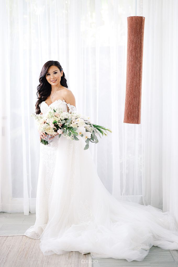 The Wedding of Bonnie and Bryce by AVAVI BALI WEDDINGS - 007