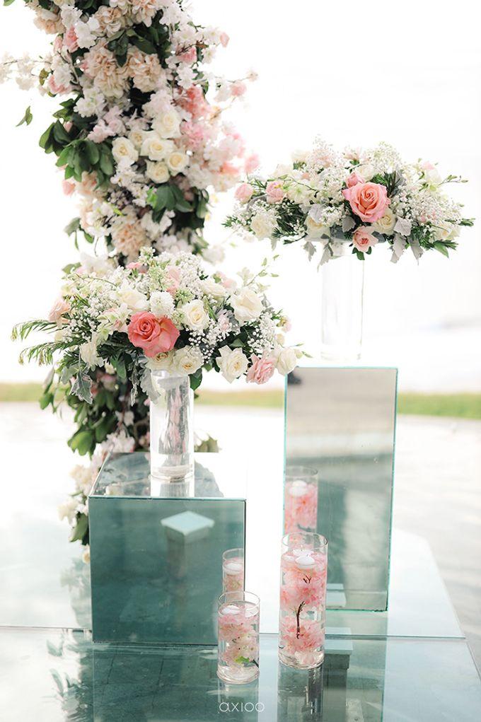 The Wedding of Bonnie and Bryce by AVAVI BALI WEDDINGS - 008