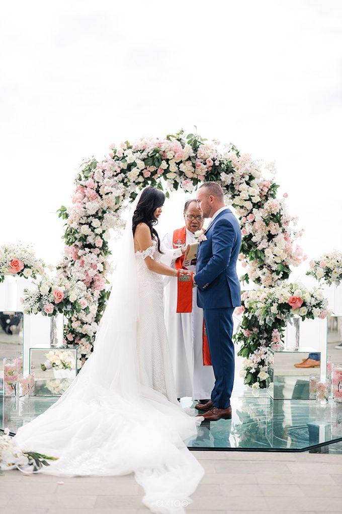 The Wedding of Bonnie and Bryce by AVAVI BALI WEDDINGS - 009