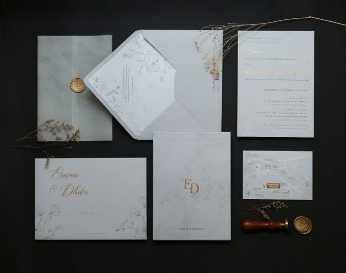 Erwin + Dhita by Caramel Card - 001