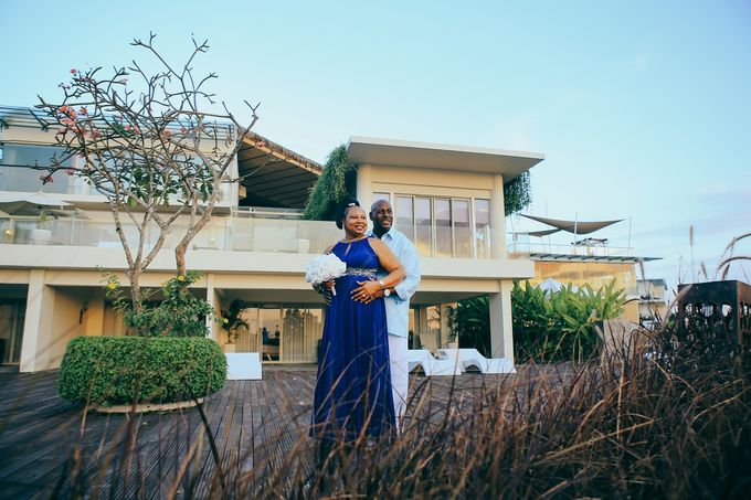 Mark & Fay Wedding by Sheraton Bali Kuta Resort - 007