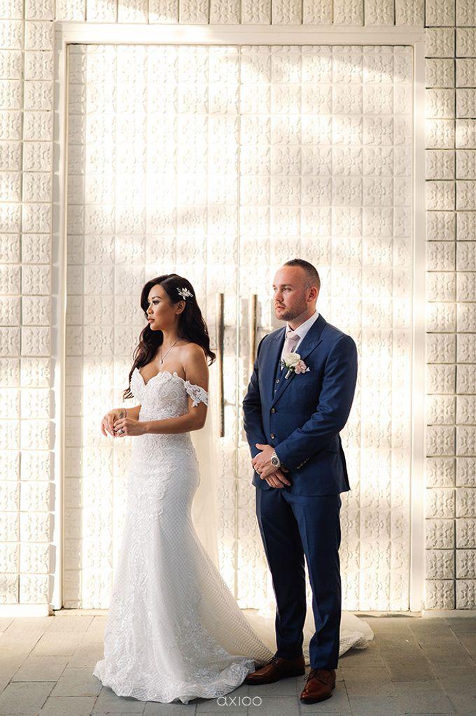 The Wedding of Bonnie and Bryce by AVAVI BALI WEDDINGS - 013