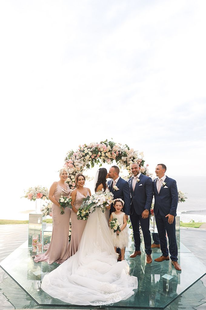 The Wedding of Bonnie and Bryce by AVAVI BALI WEDDINGS - 014