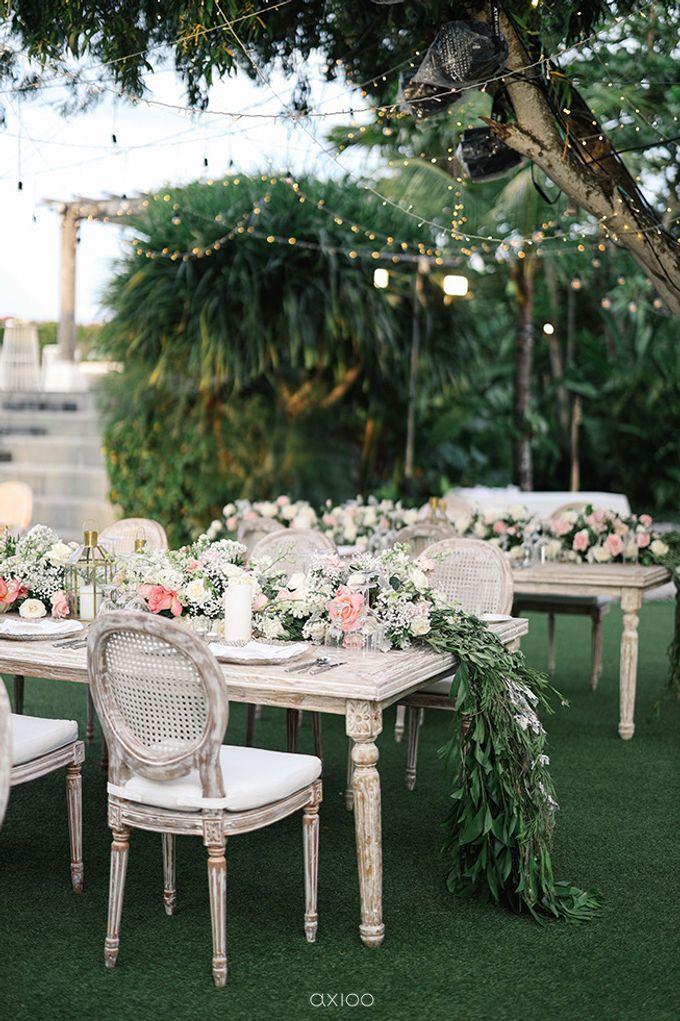 The Wedding of Bonnie and Bryce by AVAVI BALI WEDDINGS - 017