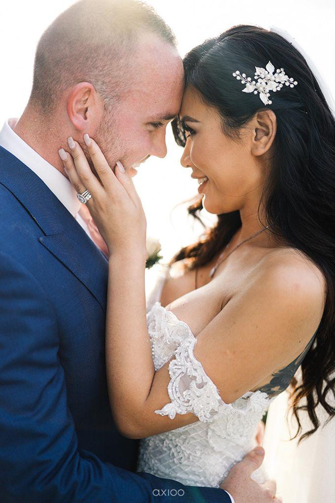 The Wedding of Bonnie and Bryce by AVAVI BALI WEDDINGS - 018